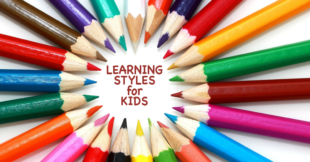 Learning Styles for Kids Assessment Sign-up